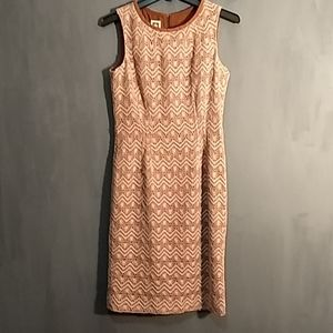 Anne Klein lace crochet dress Size 6